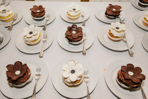 Dinkel's cupcakes!