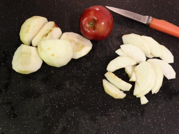 Apple Crisp ~Marta in Chicago (1)