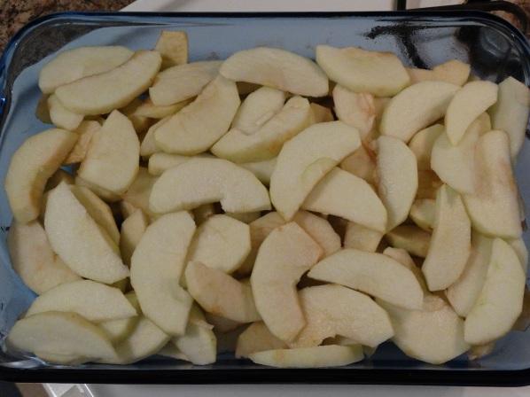 Apple Crisp ~Marta in Chicago (10)