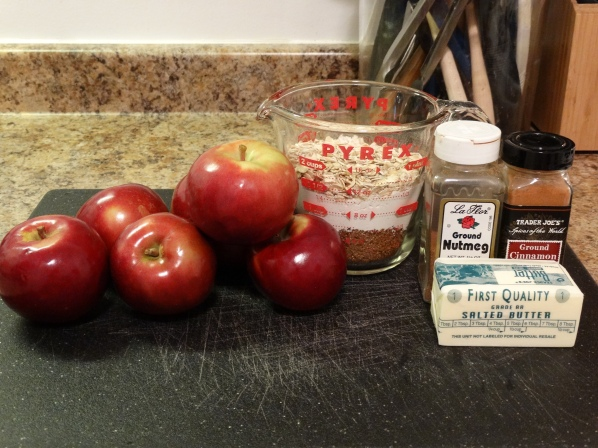 Apple Crisp ~Marta in Chicago (2)