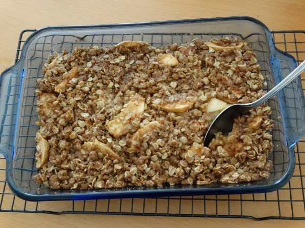 Apple Crisp ~Marta in Chicago (6)