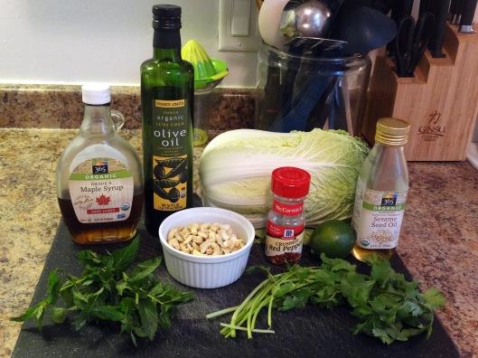 Spicy Thai Salad | Marta in Chicago