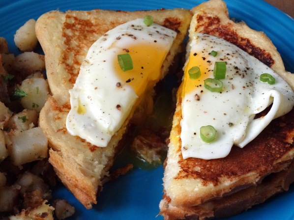 Savory Stuffed French Toast | Marta in Chicago