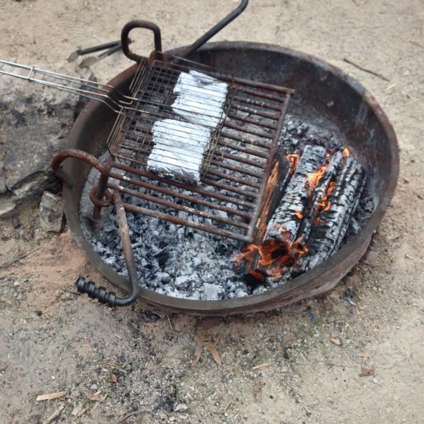 Campfire Breakfast Burritos | Marta in Chicago