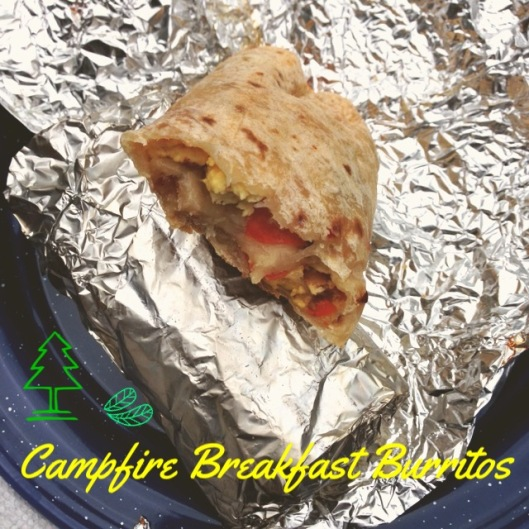 Campfire Breakfast Burritos | Marta in Chicago