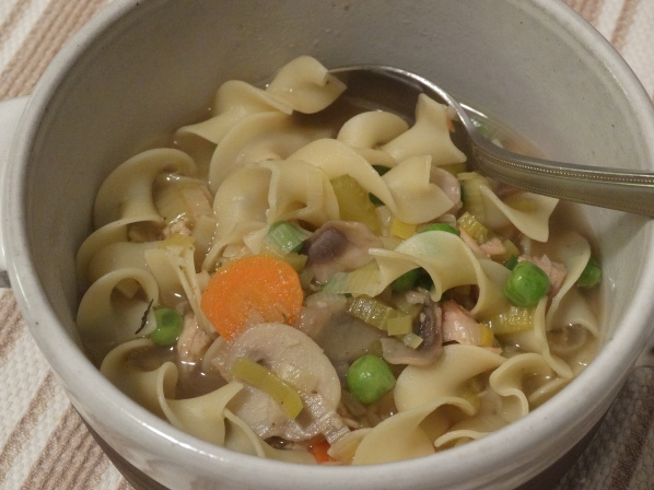 Turkey Noodle Soup | Marta in Chicago