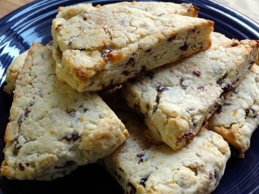 Cranberry-Orange Scones | Marta in Chicago
