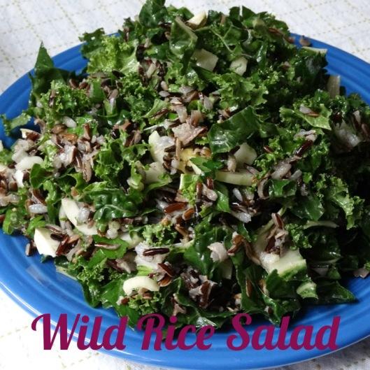 Wild Rice Salad | Marta in Chicago