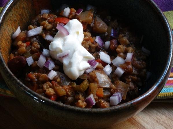 Veggie Chili | Marta in Chicago