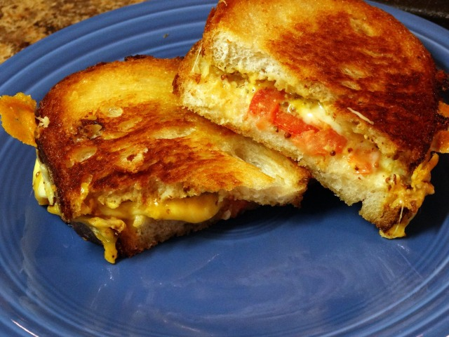 Grown-Up Grilled Cheese Sandwiches | Marta in Chicago