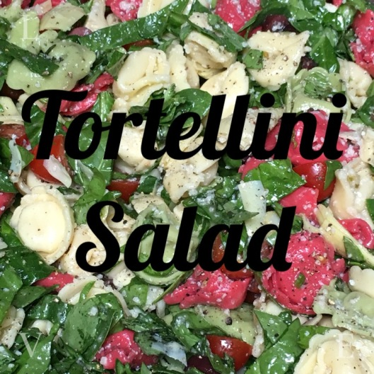 Tortellini Salad | Marta in Chicago