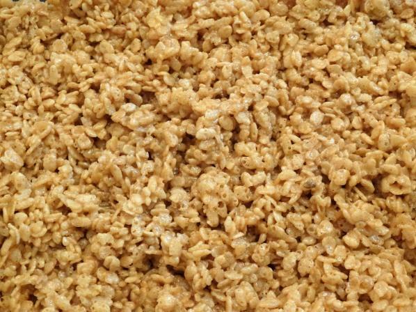 Pumpkin Spice Rice Krispie Treats | Marta in Chicago