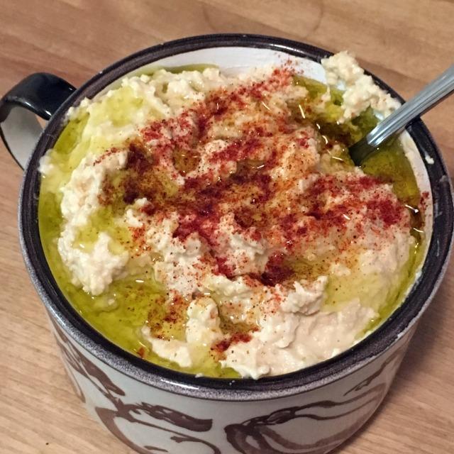 Easy Homemade Hummus | Marta in Chicago