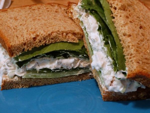 Savory Chicken Salad Sandwiches | Marta in Chicago